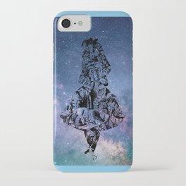 Alice in the Sky iPhone Case
