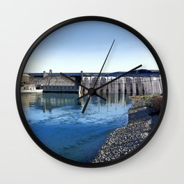 Grand Coulee Dam Wall Clock
