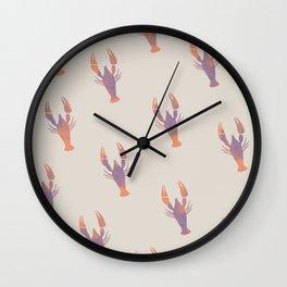 Bon Appétit Wall Clock