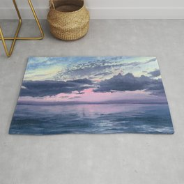 Pinery # 6 - sunset Rug