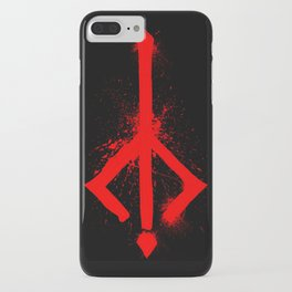 Bloody Rune iPhone Case