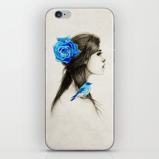.Dejection iPhone & iPod Skin