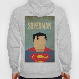 Superman Minimal Hoody