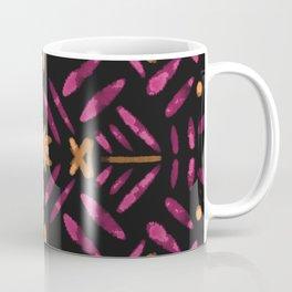 Tribal Lines Coffee Mug