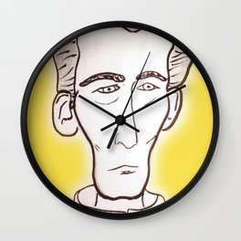 Sketchbook Series: Who's the Boss Wall Clock