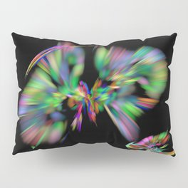 Rainbow colors Pillow Sham