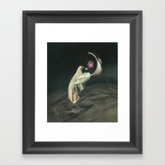 The Solitude of Signs 2 Framed Art Print