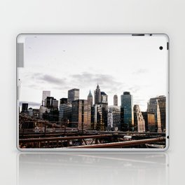 New York 10 Laptop & iPad Skin