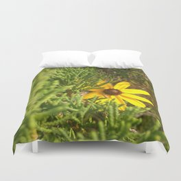 Hidden Beauty Duvet Cover