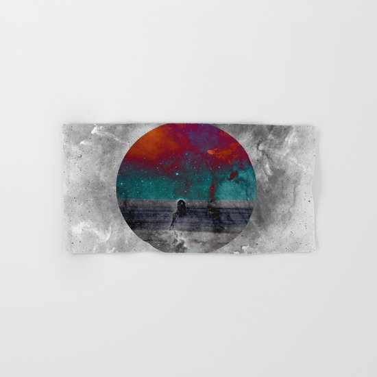 Rare moon Hand & Bath Towel