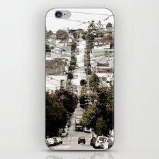 trap iPhone & iPod Skin