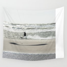 Kite surf 2016  Wall Tapestry