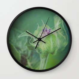 Audrey II Wall Clock