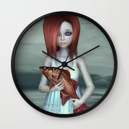 Save my pet Wall Clock