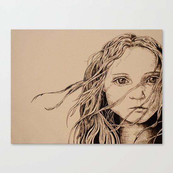 The Colour of Despair  Canvas Print