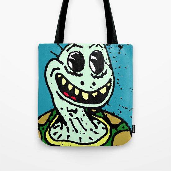 A TORTOISE. Tote Bag