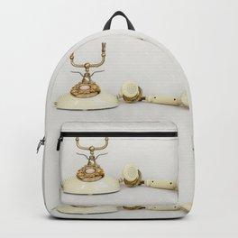 Vintage Telephone Backpack