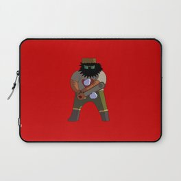 Chainsaw guy Laptop Sleeve