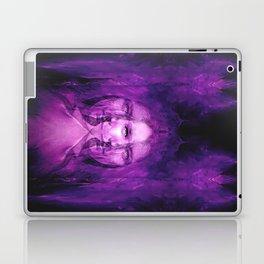 Hemispheres - reloaded - purple Laptop & iPad Skin