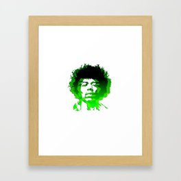 Hey Jim Framed Art Print
