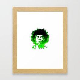 Hey Jim Framed Art Print