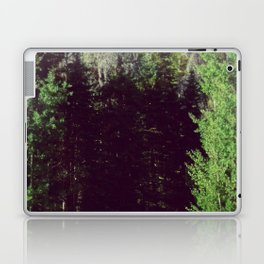 Venturing through Darkness Laptop & iPad Skin