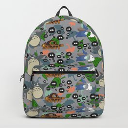 Troll in Motion Backpack