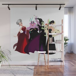 Bad Witches Wall Mural
