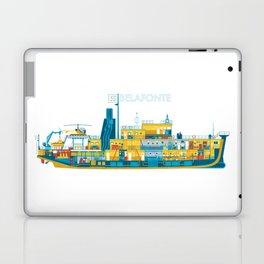 BELAFONTE - The Life Aquatic with Steve Zissou Laptop & iPad Skin