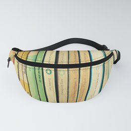Birds on Parade Fanny Pack