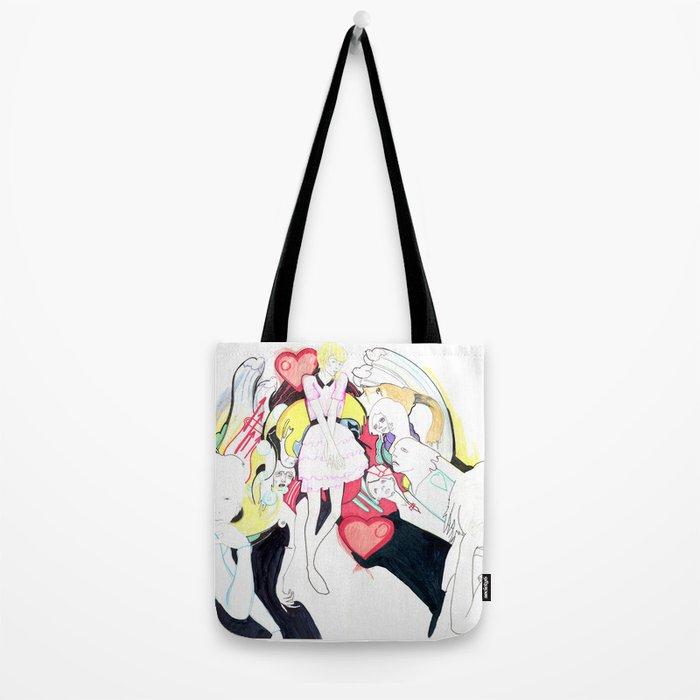 Whe love Fashion 2 Tote Bag