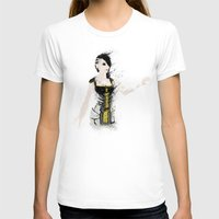 angel T-shirts featuring Angel by Melissa Smith