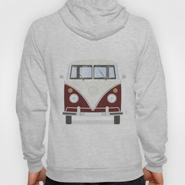 Hippie bus Hoody