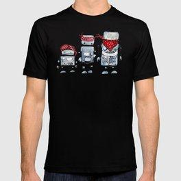 Robot gang T-shirt