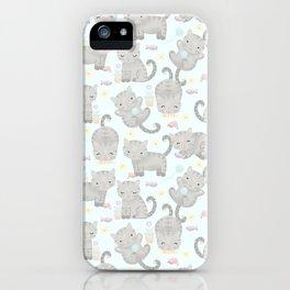 Kitten Cuteness Overload iPhone Case