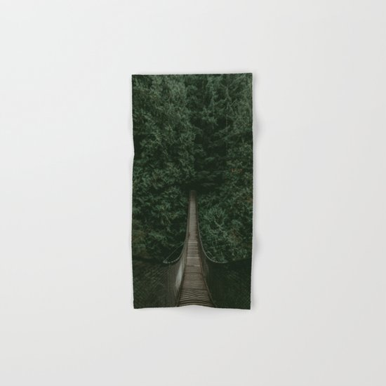 Into the Wilderness Hand & Bath Towel