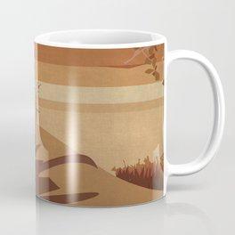 Minimalist Fantastic Mr.Fox Coffee Mug