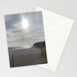 A Quiet Day In the Hamptons Stationery Cards