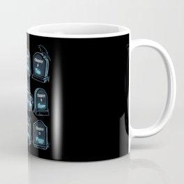 Spoiler Graveyard Coffee Mug