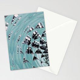 Magic Glass of Mathematics Stationery Cards