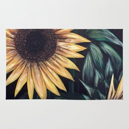 Sunflower Life Rug
