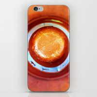 dot iPhone & iPod Skins featuring dot by Cansu Girgin