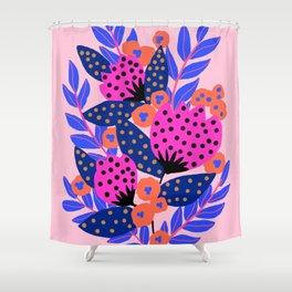 Colour party Shower Curtain