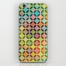 Dots in Dots iPhone & iPod Skin