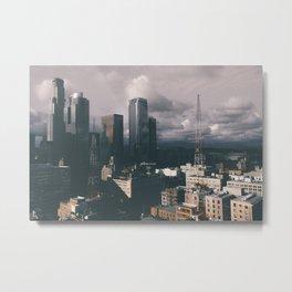 City Love. Metal Print