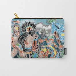 tribe dance Carry-All Pouch