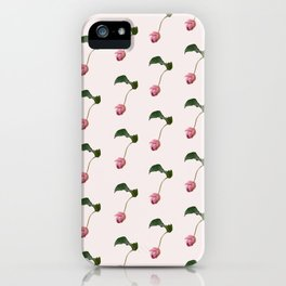 Medinilla Magnifica Sevens iPhone Case