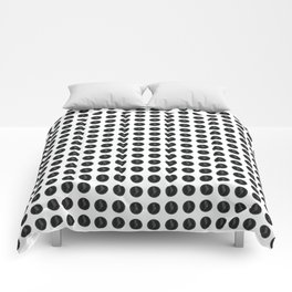 (Overworked) Guardian Angel Polka Dots Comforters