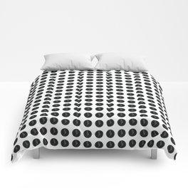 (Overworked) Guardian Angel Polka Dots Comforters