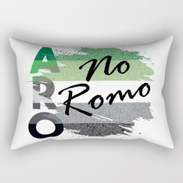 ARO No Romo Rectangular Pillow